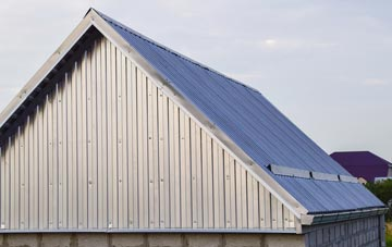 disadvantages of Tannadice corrugated roofing