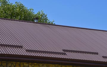 typical Tannadice corrugated roof uses