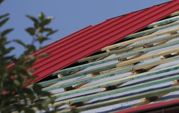 Tannadice corrugated roofing costs