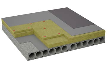 considerations of Tannadice flat roofing insulation