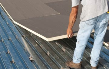 benefits of insulating Tannadice flat roofing