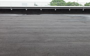 Tannadice asphalt roof replacement