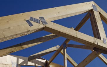 Tannadice roof trusses for new builds and additions